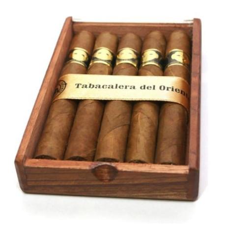 Mapacho Nicotiana Rustica cigar, Corona N°4 ( Señor de Sipan ) from Tarapoto - Peru AMAZONIAN OFFERINGS