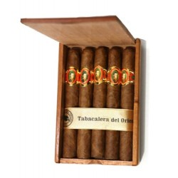Mapacho Nicotiana Rustica cigar, Corona N°4 ( San Martin ) from Tarapoto - Peru AMAZONIAN OFFERINGS