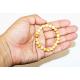 Hand made Palo santo bracelet from Peru - wooden beads PALO SANTO ART
