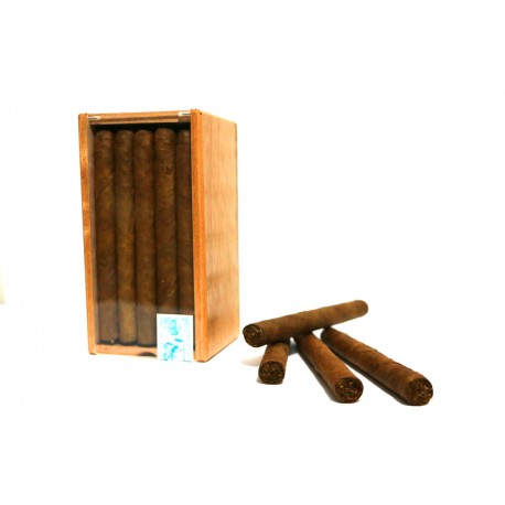 Mapacho Nicotiana Rustica cigar, Rio Mayo 25 Cigars from Tarapoto - Peru AMAZONIAN OFFERINGS