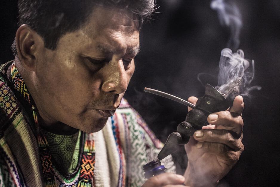 Mapacho (Nicotiana Rustica) peruvian tobacco from Peru